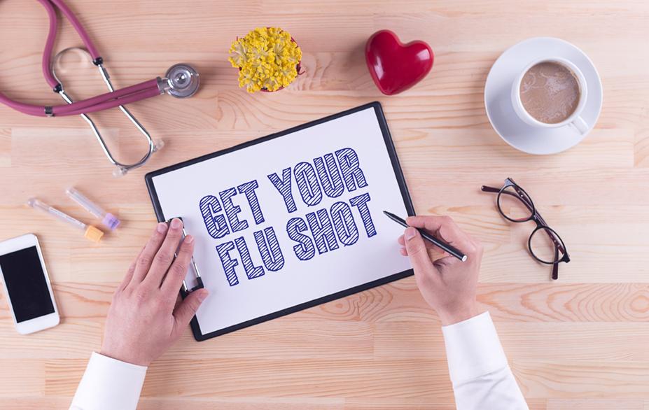 get flu shot