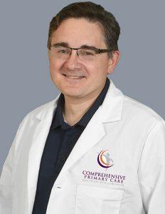 Konstantin Khludenev, MD
